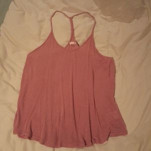 Urban Outfitters flowy t-strap tank top